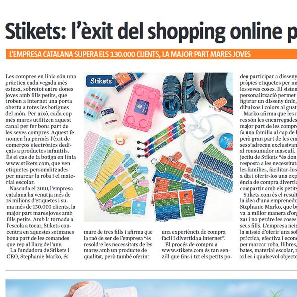 L'èxit del shopping online per ...