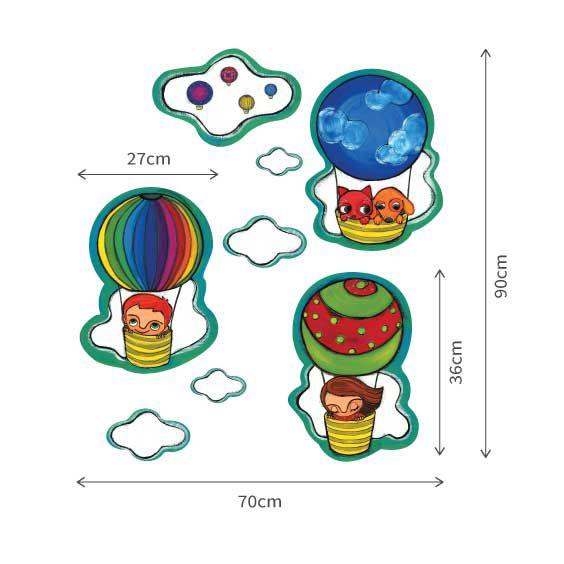 Vinilo de globos