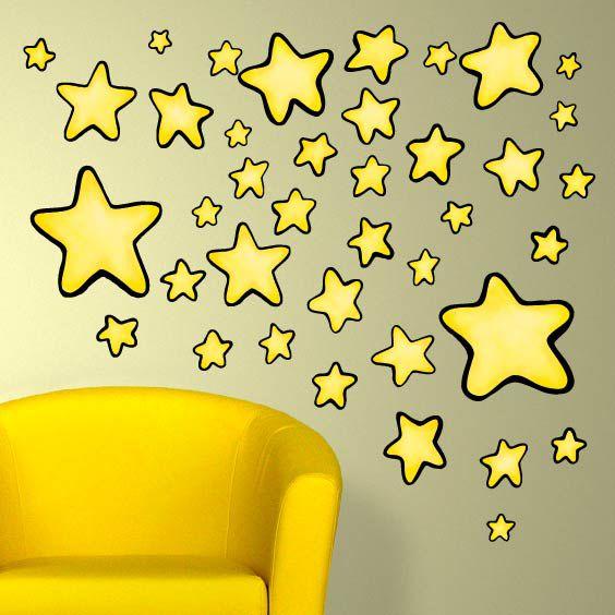 Vinil d'estrelles