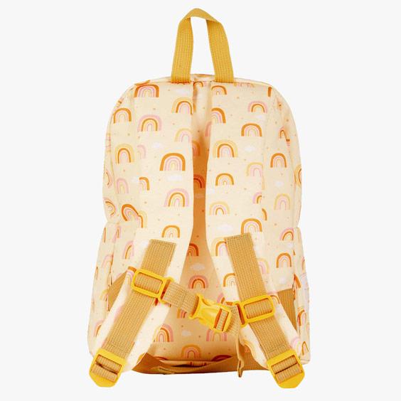 Petit sac à dos Arcs en ciel A Little Lovely Company