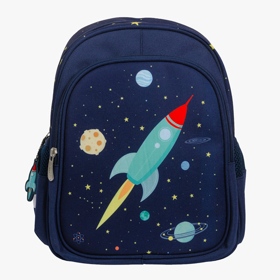 Space Scape Backpack- A Little Lovely Company