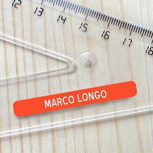 Etichette adesive piccole