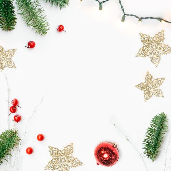 Etiquetes per a calendari d'advent