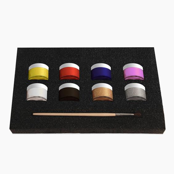 Liquid Face Paint (Set of 8 Colors)