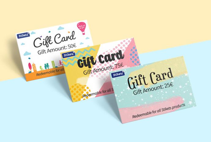 Details Banner Gift Card