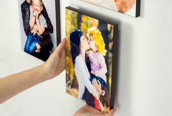 Tableaux photo personnalisés