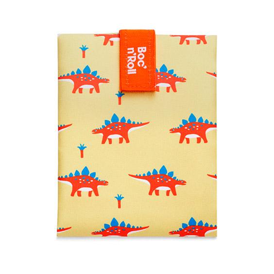 Porta bocadillos Boc'n'Roll dinosaurios