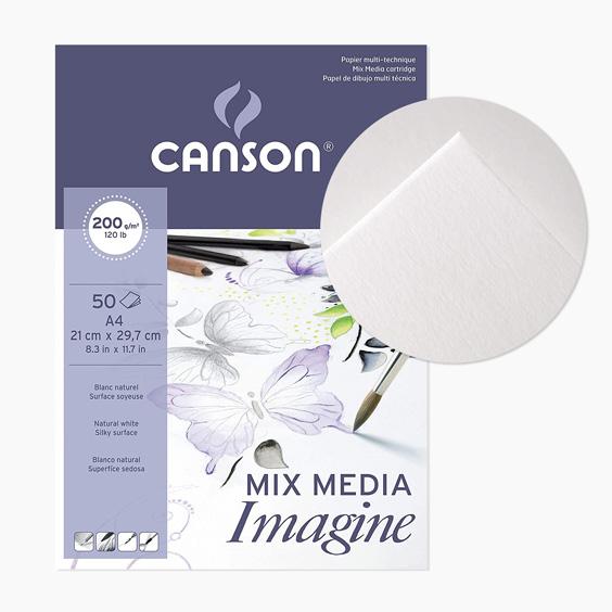 Canson Multi-technique Sketch Pad