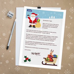 Carta do Pai Natal