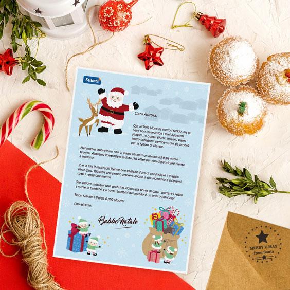 Lettere da Babbo Natale