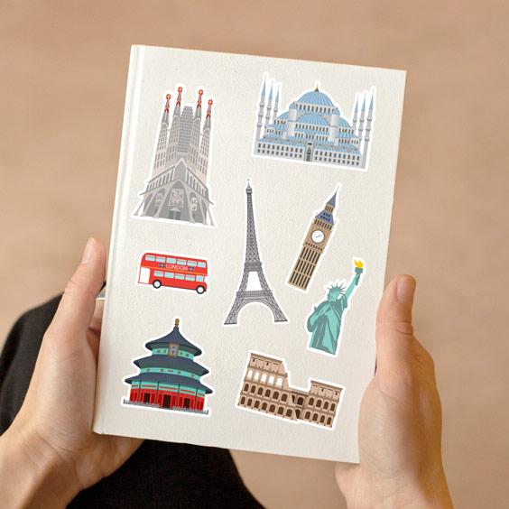 City Stickers (Model B)
