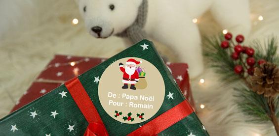 Personnalisez votre Noël avec votre famille