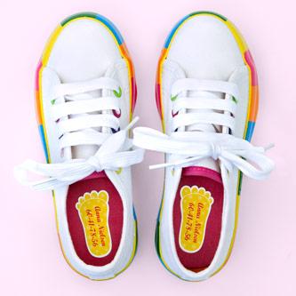 Klassiske navnemærker til sko
