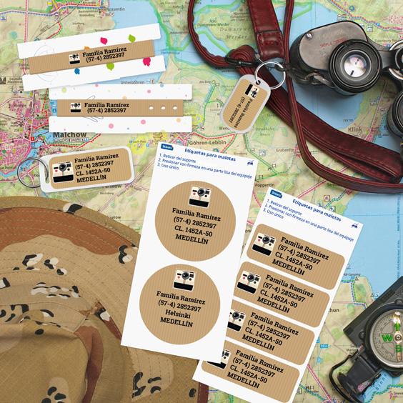 Pack Viajar en familia