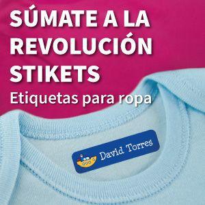 Súmate a la revolución Stikets