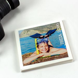 Sticker Photo 12 x 12 cm
