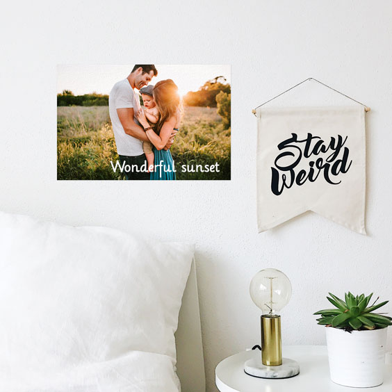 Photo Decal 19 x 14 cm