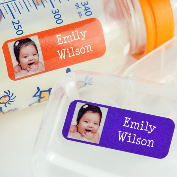 Medium Photo Sticky Labels