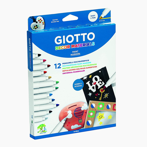 Giotto Markers for Objects