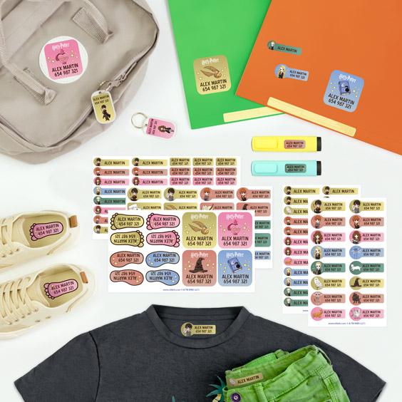 Harry Potter Label Pack
