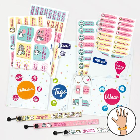 Hello Kitty ID Bracelet Pack