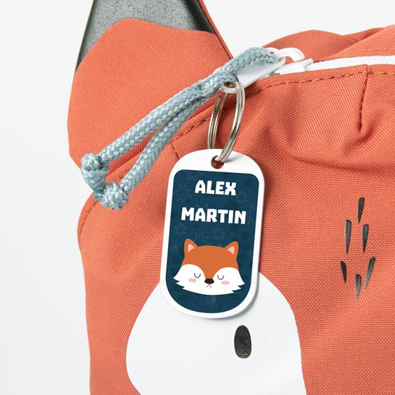 Small Fox Lässig Backpack