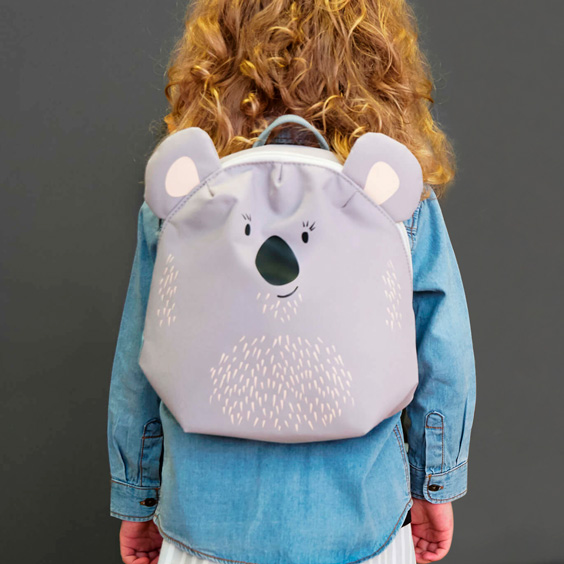 Mini Koala Lässig Backpack