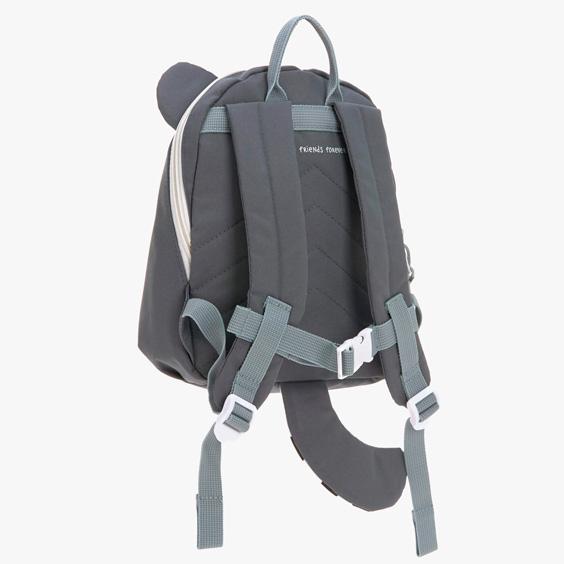 Mini-Rucksack Waschbär Lässig