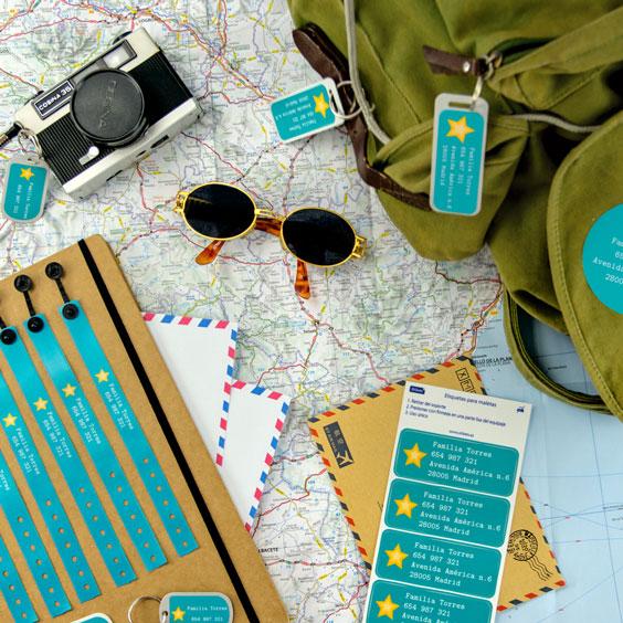 Pack Viatjar en família