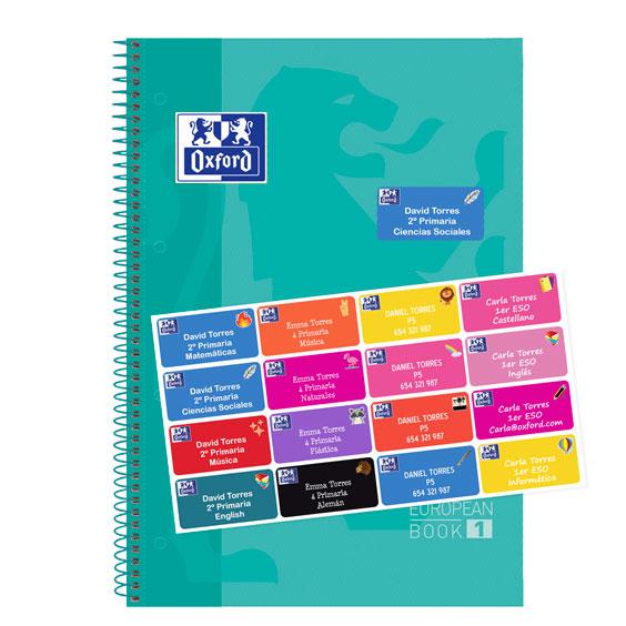 Oxford Libreta Ebook 1 TE Classic A4+