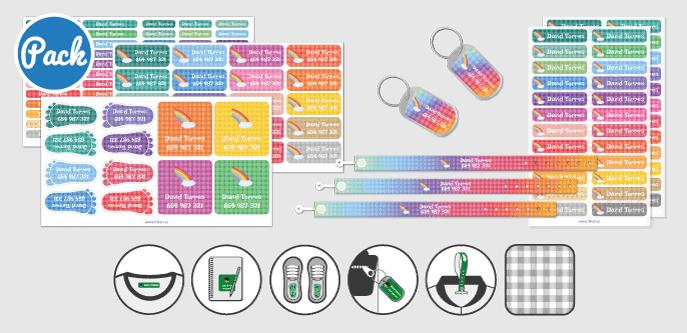 Squares Loops Pack