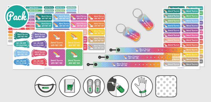 Dots Bracelets Pack