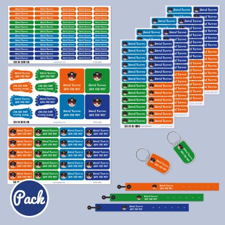 Pack Súper