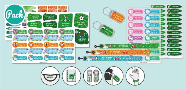 Pack thématique Bracelets