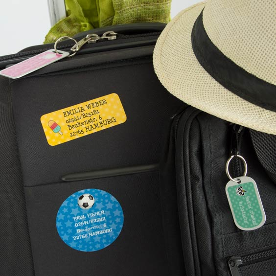 Pack Familienreise