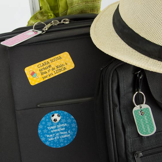 Pack Viajar em família