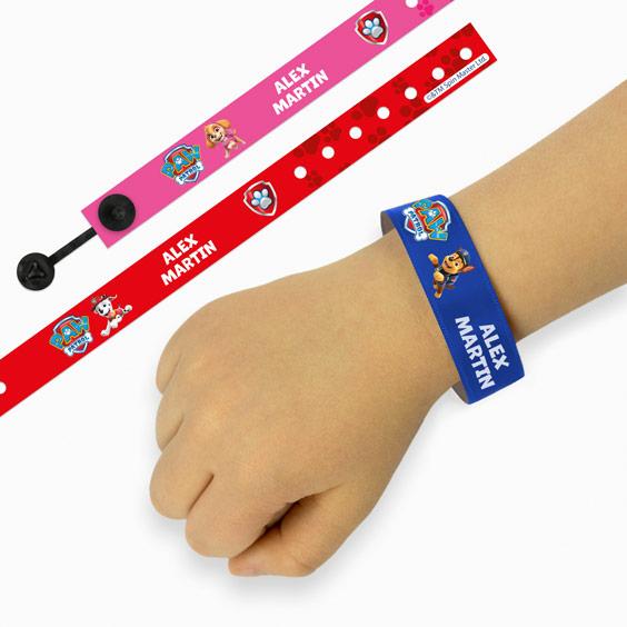 Paw Patrol ID Bracelets