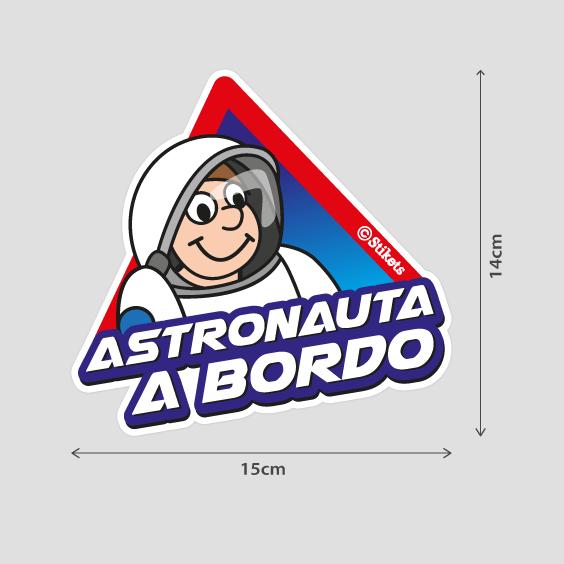 Astronaut on Board B