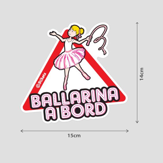 Ballarina a bord b