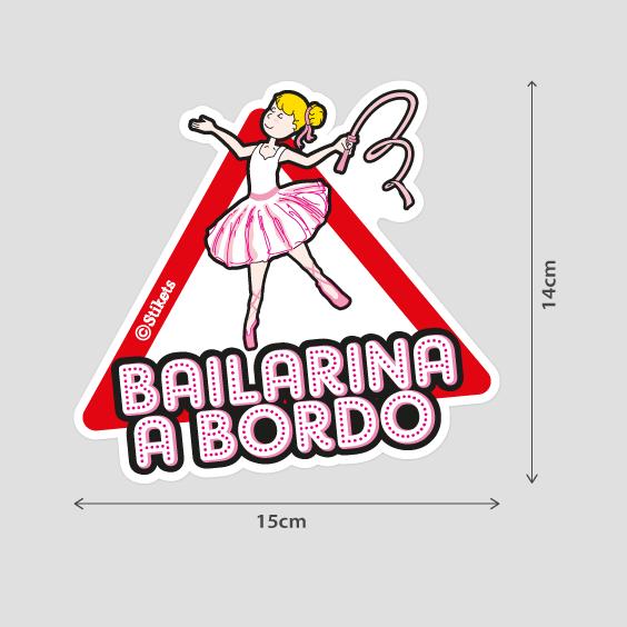 Ballerina on Board b