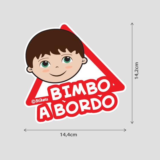 Bimbo a bord B