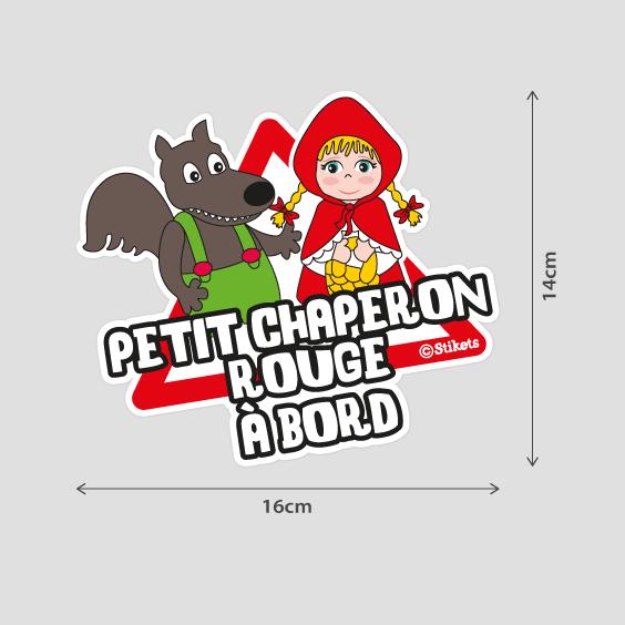 Petit Chaperon rouge à bord B