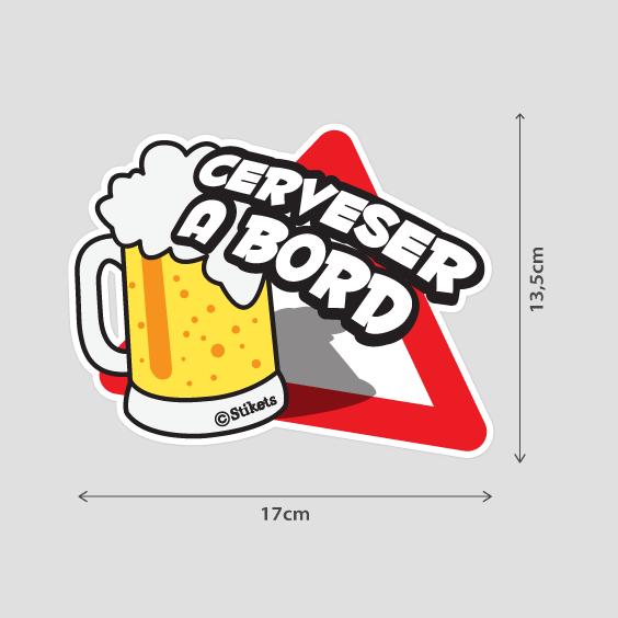 Cerveser a bord B
