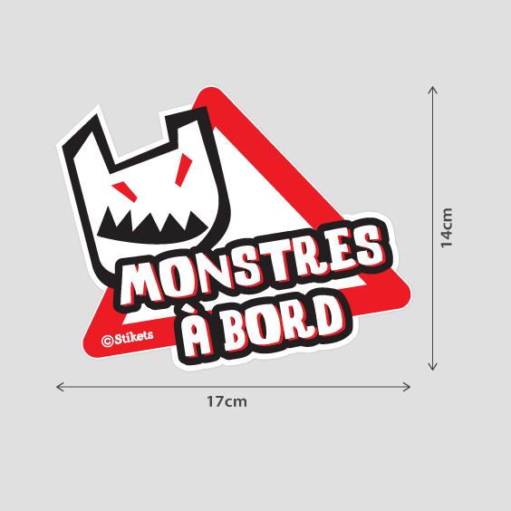 Monstres à bord b