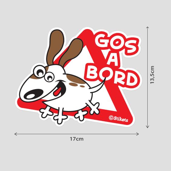Gos a bord B