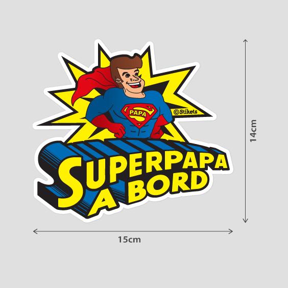 SuperPapa a bord b