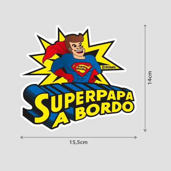 SuperPapa a bordo b