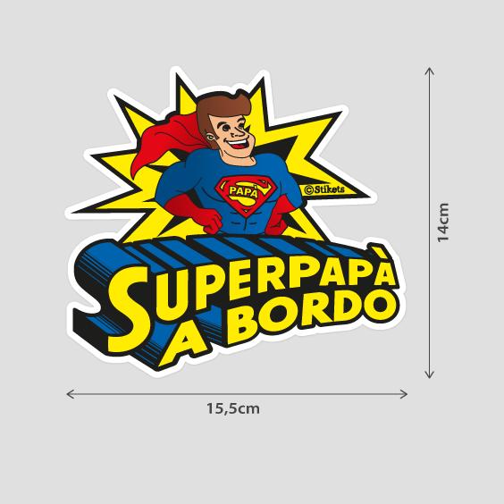 SuperPapà a bordo b