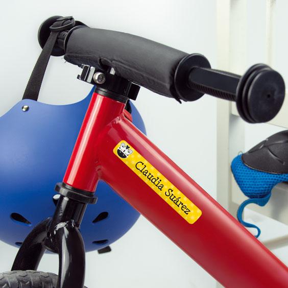 Engaxines per a bicicletes nens