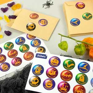 Stickers Halloween
